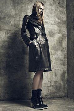 Exquisite coat - good image