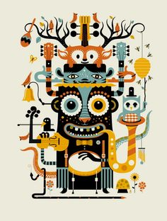 Music Monsters by Methane Studios