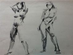 Atelier tekenkunst.