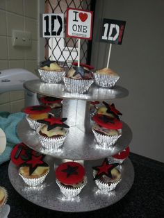My daughter's 1D party