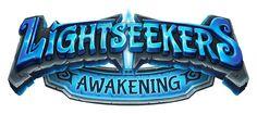 TOMY Prepares for 2017 Launch of Lightseekers Castle Clash, Fantasy Logo, Game Font, Video Game Logos, Senior Games, Mobile Logo, Game Gui, Mobile Advertising, Game Logo Design