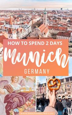 If you have only 2 days in Munich, don't worry, in this itinerary, we will show you around. Munich or München is one of the most beautiful cities in Bayern in Germany. Find out the best places to see in Munich, the best places to stay in Munich, where to eat in Munich, Oktoberfest, Marienplatz and more. The best part is that this travel guide is made by a local. Discover the old town of Munich, find out where you can have the best beer and also what day trips from Munich you can take…