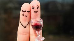 Why alcohol makes you feel warm – and other strange effects it has on the brain Funny Fingers, Wine Pics, How To Draw Fingers, Minimalist Tattoo Small, Finger Art, Make You Feel, How To Make, Day Drinking, Sad Faces