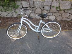 Vintage Montego  Urban Lady Beach Cruiser Bicycle Baby Blue  #Montego