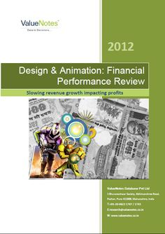 Pure-play Design and animation (D) service providers achieved a CAGR of 27% in the period FY2007 to FY2011, in a study conducted by ValueNotes. This study covers the financial performance of pure-play D firms, principally in the Indian D industry. The report includes service provider profiles of 13 D firms, along with their service offerings, key financial ratios, shareholding patterns, and names of directors.