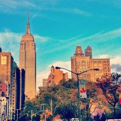 Beautiful day in #NYC