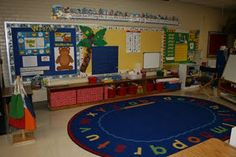 Ideas on how to effectively set up a classroom!