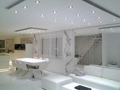 Deckensegel Lisego Quadro Sonderanfertigungen. Weiter Infos unter www.lisego.de  #Licht, #Decke, #Deckenlampe, #indirekte #Beleuchtung, #Wohnzimmer, #Esszimmer