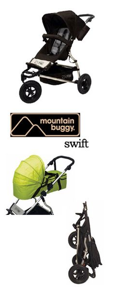 Mountain Buggy Swift