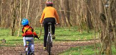 5 rutas en bici por Madrid con niños