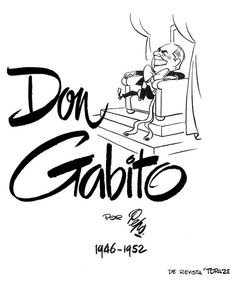 Don Gabito, por Pepo