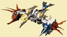 Samurai Battlewing - Power Rangers Samurai | Power Rangers Central