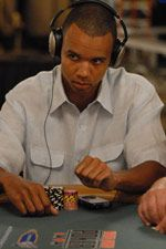 Phil Ivey - awesome.