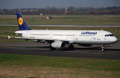 SkyNews: Lufthansa A321 at Frankfurt on May 30th 2016, engine problem