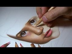 70 Ideas For Drawing Portrait Tutorial Pencil Art Lessons Pencil Drawing Tutorials, Pencil Art Drawings, Cool Drawings, Drawing Sketches, Eye Pencil Drawing, Pencil Sketching, Horse Drawings, Drawing Ideas, Colored Pencil Tutorial