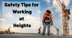 If it comes to the possible causes of major injuries and deaths for employees throughout the nation, working at heights proceeds to look high on the list each year. Hard Hats, Many Men, Team Leader, Safety Tips, When Someone, Continue Reading, Things To Come, Shit Happens