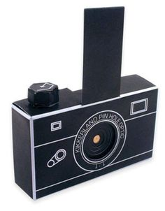 Pinhole Camera Solargraphy Kit: Because there is no lens, the image will be in focus at all distances. Best pinhole pictures are taken on a bright day.