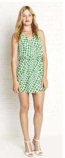 Parker Collar Wrap Dress - Dresses - Estilo