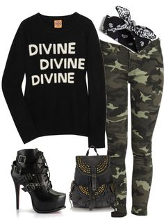 """""""Untitled #22"""" by jessiegii ❤ liked on Polyvore"""