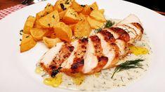 Kapormártás tökéletes szaftos csirkemell sütése  @Szoky konyhája Favorite Recipes, Meals, Chicken, Ethnic Recipes, Youtube, Food, Meal, Essen, Yemek