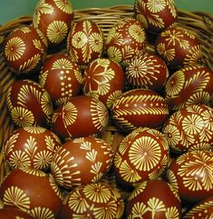 Balzekas Museum Gift Shop: Decorated Lithuanian Easter Egg- it's cold there!! They take dying eggs/painting eggs to a different level, compared to our ugly egg contests at Guydish's