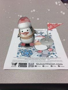 Schettone's class made penguins on Quiver! Christmas 2015, Christmas Colors, Quiver, Elementary Schools, Penguins, Competition, Coloring, Twitter, Primary School