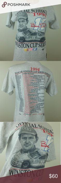 on sale 7c3ec 8653a 1994 Bill Elliott Bud Budweiser Nascar Shirt Ford Hasn t been worn since  the 90s