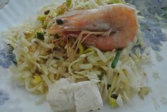 I make padthai recipe  by Donal Skehan
