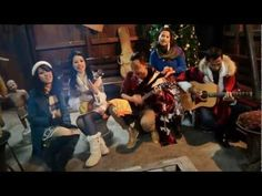 Merry Christmas from Nagaland. Really nice. JINGLE BELLS  - TETSEO SISTERS feat ALOBO NAGA