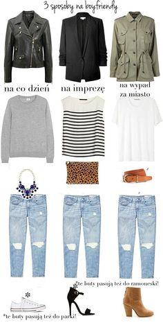 Jak nosić spodnie boyfriendy? Trzy gotowe propozycje - Zeberka.pl