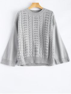 GET $50 NOW | Join RoseGal: Get YOUR $50 NOW!http://www.rosegal.com/sweaters/hollow-out-round-neck-pullover-777561.html?seid=6145535rg777561