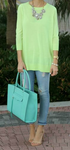 Now THIS is a green I can LOVE! & very friendly to my skin tone