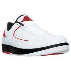 Air Jordan 2 Retro Low Chicago style code 832819 101 colorway White Varsity b83916153