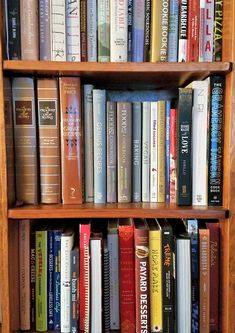 Do we really need a guide to collecting cookbooks?   Eat Your Books