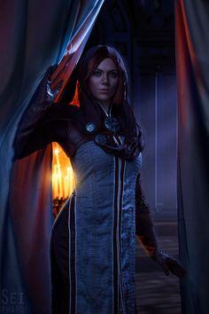 Фендом: Dragon Age Inquisition Персонаж: Leliana Косплеер: Songbird Фотограф: Sei (http://vk.com/seiphoto)