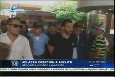 Aplazan Coerción A Abelito Acusado De Muete En Discoteca Tabú En Santiago #Video