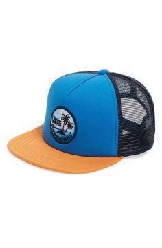 Vans  Classic  Trucker Hat (Big Boys) Dope Hats 962ec2668d77