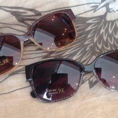 On Trend Black & Brown Sunglasses