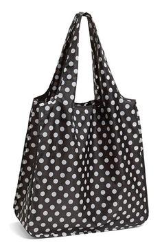 kate spade new york 'polka dot' reusable shopping tote | Nordstrom