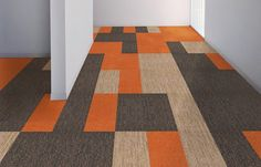Modulyss carpet tiles in the 33-New-Shapes range.