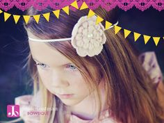 Hey, I found this really awesome Etsy listing at https://www.etsy.com/listing/158773193/shabby-flower-headband-knit-flower-bow