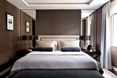 Knightsbridge Apartment by Sims Hilditch Interior Design