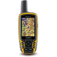 Garmin GPSMAP 62 Series The newly designed GPSMAP 62 handheld navigator features a sunlight-readable color screen that supports BirdsEye Satellite Cyber Monday, Gps Map, Gps Tracking, Tracking Devices, Sport Fitness, Gps Navigation, Walkie Talkie, The Unit, Electronics
