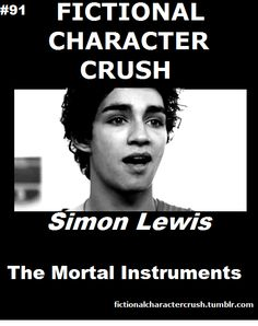 #91 - Simon Lewis from The Mortal Intrumens 19/07/2012