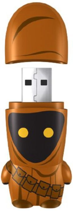 "Star Wars 2.5"" Jawa Series 5 MIMOBOT 8GB USB Flash Drive (with Gift Box) http://www.amazon.com/gp/product/B00WQ1G0GE/ref=as_li_qf_sp_asin_il_tl?ie=UTF8&camp=1789&creative=9325&creativeASIN=B00WQ1G0GE&linkCode=as2&tag=usbcool-20&linkId=JSAZL3EK2JHXGPBZ"