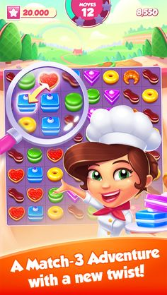 App Shopper: Pastry Paradise (Games)