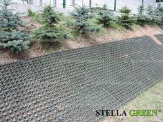plastové zatravňovací tvárnice svah – Vyhledávání Google Driveway Installation, Gardening Supplies, Garden Landscaping, Home And Garden, Landscape, Green, Google, Ebay, Front Yard Landscaping