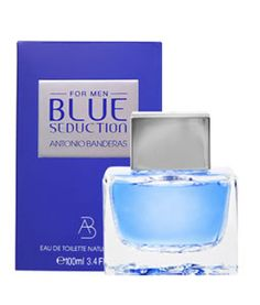 #ANTONIO BANDERAS BLUE SEDUCTION EDT FOR MEN You can find this @ www.PerfumeStore.sg / www.PerfumeStore.my / www.PerfumeStore.ph / www.PerfumeStore.vn