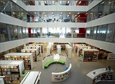 BCI Eurobib - innovative library design