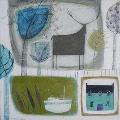 Nikki Monaghan. Artist - Home